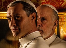 Sky Releases First Photo Of Jude Law & John Malkovich In 'The New Pope'