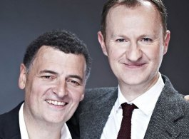 Sherlock's Gatiss & Moffat In Talks To Bring 'Dracula' Miniseries To The BBC