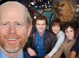 Ron Howard Takes Over The 'Han Solo Movie' From Fired Phil Lord & Christopher Miller