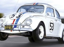 Disney Have A New Herbie TV Series In The Works