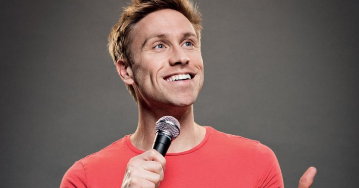 New Topical Comedy Series 'Russell Howard's Home Time' Comes To Sky One & NOW TV In April