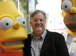 'The Simpsons' Matt Groening Launches New Animated Series 'Disenchantment' On Netflix
