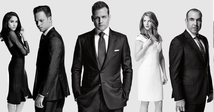 Netflix Uk Saves Suits Season 7 Available In The Uk From Today