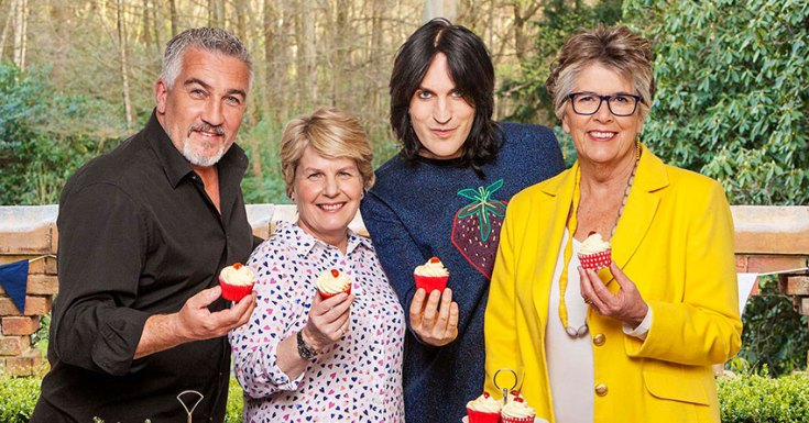 Teri Hatcher, Tim Minchin, Harry Hill & Host Of Others For 'Great British Bake Off' Special