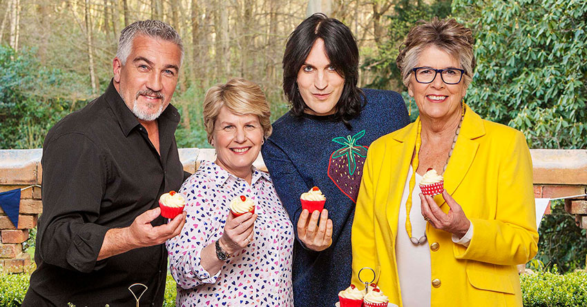 Channel 4 Announces August Air Date For 'The Great British Bake Off'