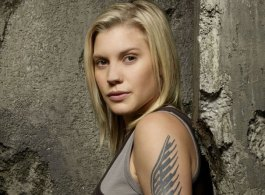 Katee Sackhoff Joins Flash/Arrow In Villain Role