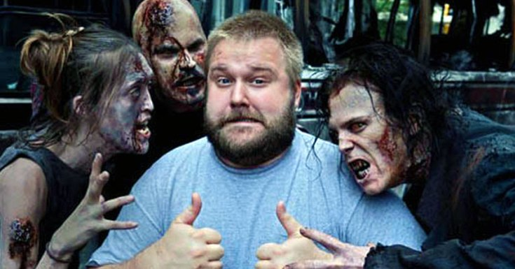 Amazon Signs Overall Deal With 'The Walking Dead's' Robert Kirkman