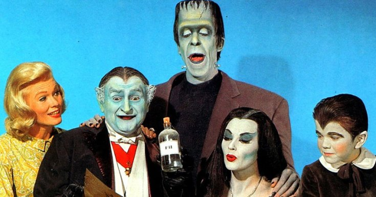 NBC Are Looking To Reboot 'The Munsters'