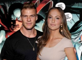 DC's 'Titans' Casts Alan Ritchson as Hawk & Minka Kelly as Dove