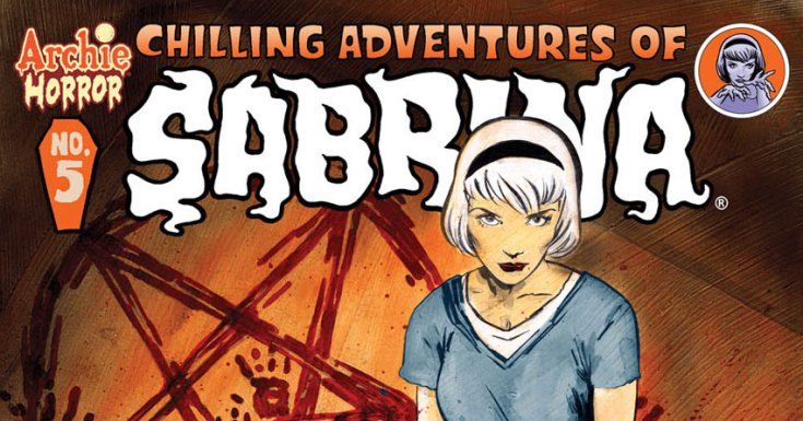 Netflix Picks Up Riverdale Spin-off The 'Chilling Adventures of Sabrina'