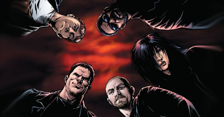 Amazon Pick's Up 'The Boys' Adaptation To Series From Creators Of Preacher & Eric Kripke