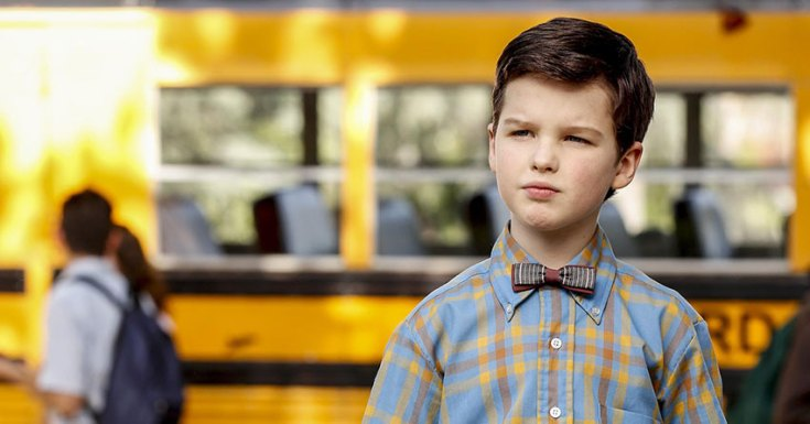 E4 Picks Up 'Young Sheldon' For The UK!