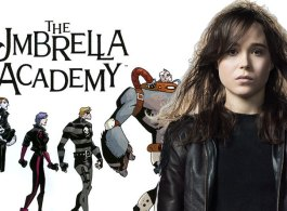 Ellen Page Lands Lead On Netflix's 'The Umbrella Academy' Adaptation