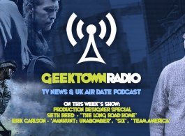 Geektown Radio: Production Designer Special - Seth Reed & Erik Carlson