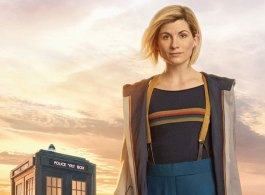 BBC Releases First Photo Of Jodie Whittaker As 13th Doctor In 'Doctor Who'