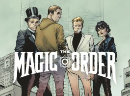 'The Magic Order' Will Be Mark Millar's First Netflix Comic Book Show