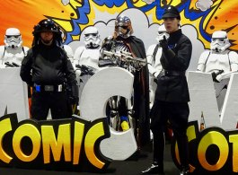MCM Birmingham Comic Con - November 2017 Round Up