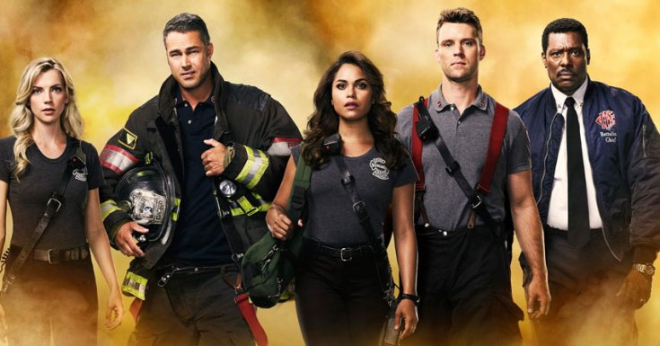 Good News 'Chicago Fire' Fans. Season 6 Is Coming To Sky Living This December!