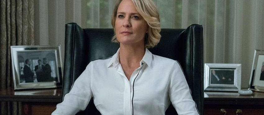 Production To Restart On 'House of Cards' 6th & Final Season With Robin Wright In Lead Role