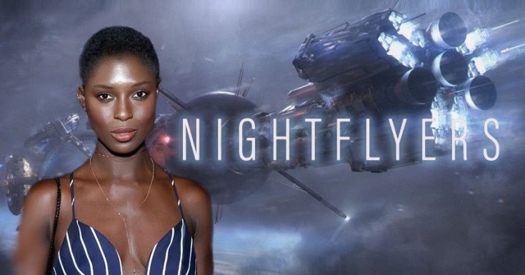 The Last Ship's Jodie Turner-Smith Joins George R.R. Martin's 'Nightflyers'