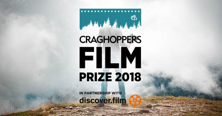 Are you the future of film? An exclusive chance to realise your potential with Craghoppers and Discover Film.