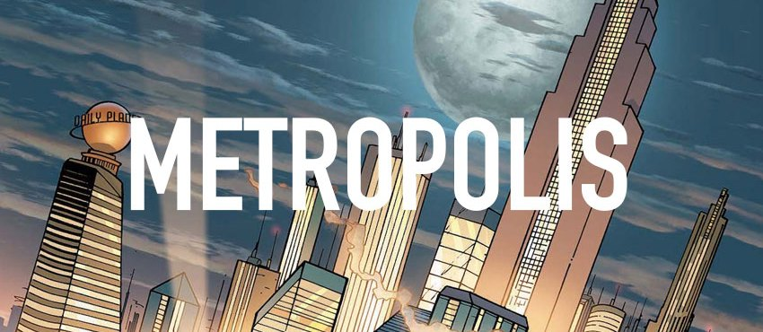 Superman Gets The 'Gotham' Treatment With Live Action Prequel 'Metropolis'