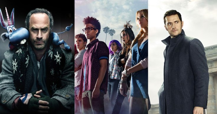 US TV Shows We're Excited About For 2018... That Don't Yet Have A UK Broadcaster...