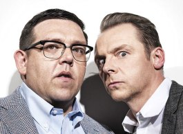 Simon Pegg/Nick Frost Planning Paranormal Horror-Comedy TV Series 'Truth Seekers'
