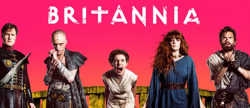 Sky Atlantic Renews 'Britannia' For Season 2