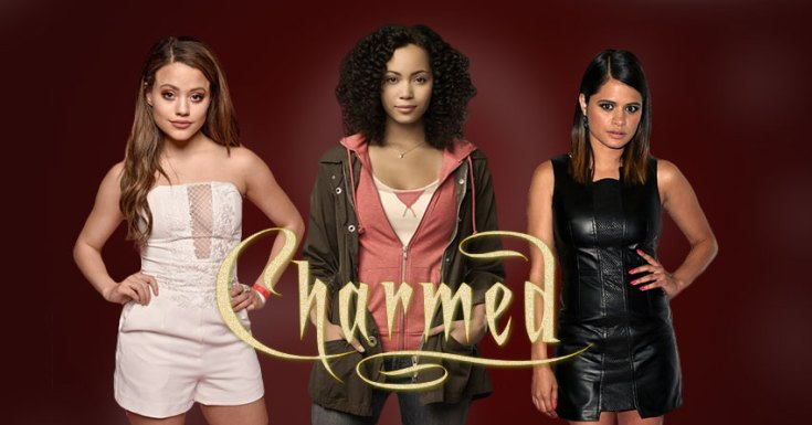 'Charmed' Reboot Completes It's Sister Casting - Sarah Jeffery, Madeleine Mantock, Melonie Diaz