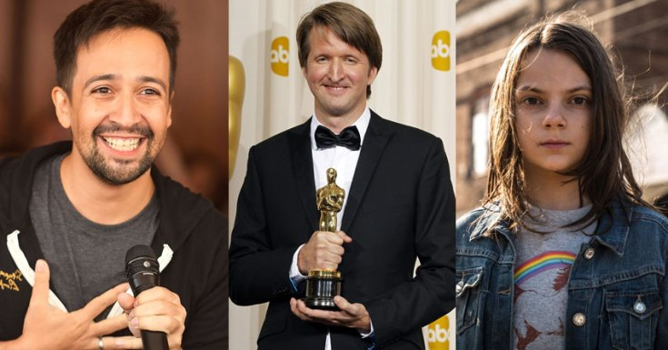 BBC's 'His Dark Materials' Adaptation Lands Tom Hooper As Director. Logan's Dafne Keen & Lin-Manuel Miranda To Star