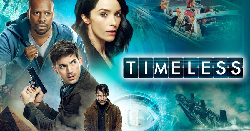 E4 Sets April UK Premiere Date For 'Timeless' Finale