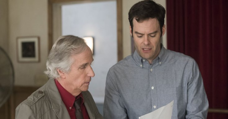 Sky Atlantic Sets April UK Premiere Date For Bill Hader's 'Barry'