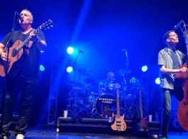 Barenaked Ladies & Boothby Graffoe At O2 Institute Birmingham - April 2018