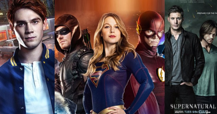 The CW Renews All The DC Shows 'Riverdale', 'Supernatural', 'Dynasty', 'Crazy Ex-Girlfriend' & 'Jane the Virgin'!