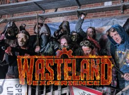 Come To London, Get Chased By Lunatics - Welcome To Zed Events 'Wasteland Experience'