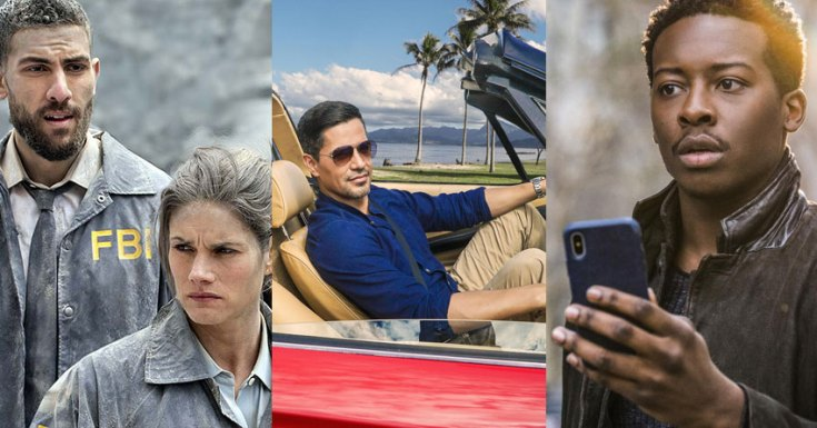 CBS New Show Trailers - 'Magnum P.I.', 'F.B.I.', 'God Friended Me', 'Happy Together', 'The Neighborhood'