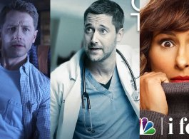 NBC New Show Trailers - Josh Dallas in 'Manifest', Ryan Eggold's 'New Amsterdam', Comedy 'I Feel Bad'