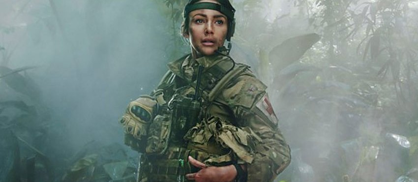 Michelle Keegan To Return For Season 4 Of 'Our Girl'