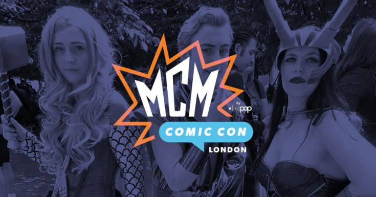 MCM Comic Con London May 2018 Round-Up – Cosplay Photos, Videos & Special Guests!