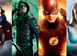 #SDCC - 'Flash', 'Arrow', 'Supergirl', 'Legends' New Season Trailers & Casting News