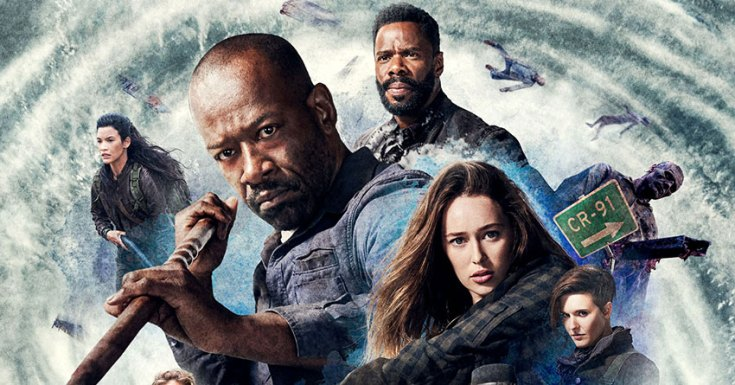 AMC UK To Simulcast 'Fear the Walking Dead' Season 4b With The US In August