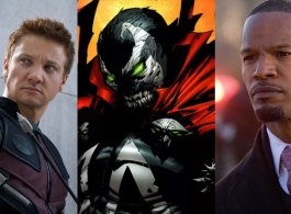 Jeremy Renner & Jamie Foxx Star In 'Spawn' Movie From Todd McFarlane
