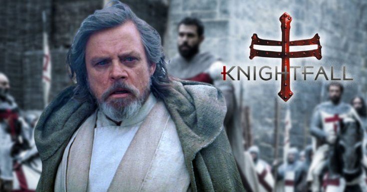 Jedi 'Knightfall'? History Renews Knights Templar Drama For Season 2 With Added Mark Hamill!