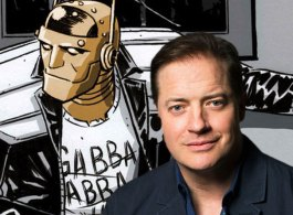 Brendan Fraser Joins DC's 'Doom Patrol' Series As Robotman