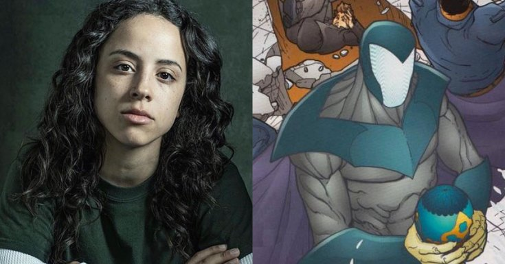 Kiana Madeira Joins 'The Flash' In Recurring Role As Villain Spin