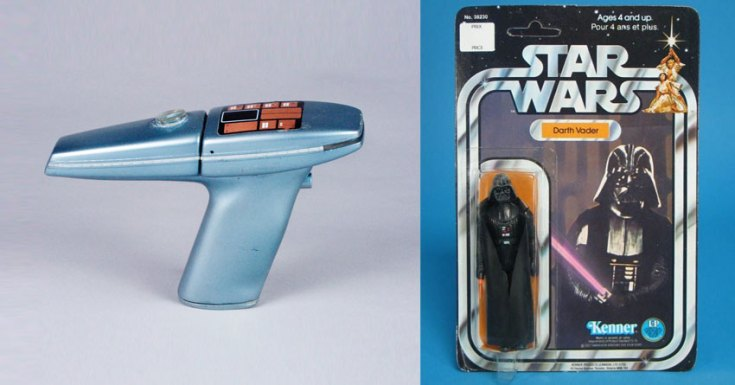 Which Pieces Of Geek Memorabilia Have Reached Crazy Prices?