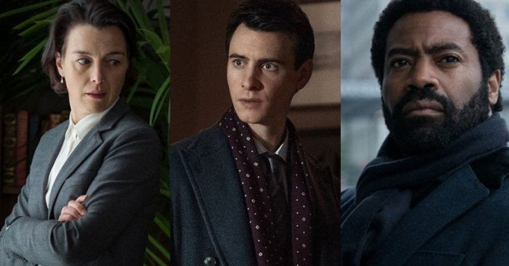 Interview: Olivia Williams, Harry Lloyd and Nicholas Pinnock Talk 'Counterpart' Season 2