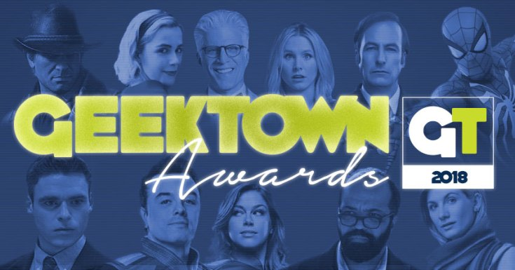 The 7th Annual Geektown Awards!