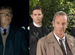 ITV Sets January Premieres For 'Grantchester' Season 4 & 'Manhunt' Starring Martin Clunes